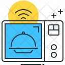Smart Microwave Automation Icon
