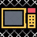Microwave Electronics Appliances Icon