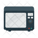 Microwave Oven Bakery Icon