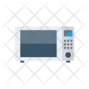 Microwave Oven Kitchen Icon