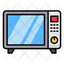 Cooking Heating Oven Microwave Oven Icon