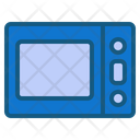 Microwave Oven Home Appliance Icon
