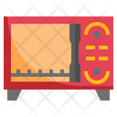 Microwave Oven Microwave Kitchenware Icon