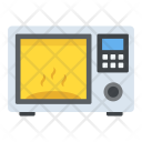 Microwave Oven Appliance Icon