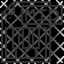Mid Paper Type Icon