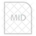 Mid Extension File Icon