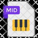 Mid File Icon