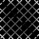 Middle Minimize Arrow Icon