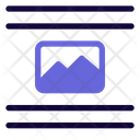 Middle Image Icon