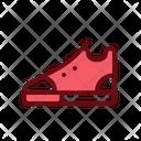 Shoes Shortshoes Footwear Icon