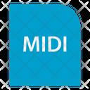 Midi Extension File Icon