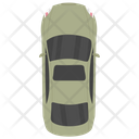 Midsize Car Icon