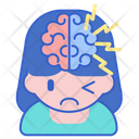 Migraine Head Pain Headache Icon
