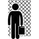 Exile Migration Outcast Icon