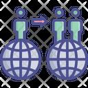 Banish Immigration Migration Icon