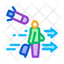 Migratory Man Icon