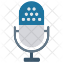 Mike Recording Microphone Icon
