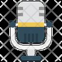 Mike Speaker Voice Icon