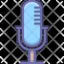 Mike Announcement Radio Icon
