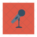 Mike Mic Microphone Icon