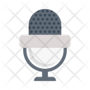 Mike Microphone Speaker Icon