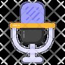 Microphone Mic Audio Device Icon