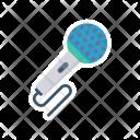 Mike Speaker Audio Icon