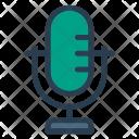 Mike Audio Recorder Icon