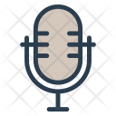 Mike Audio Voice Icon