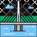 Milau Bridge Icon