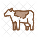 Milch Cow Icon