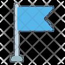 Milestone Stage Mark Icon