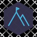 Milestone Peak Conquest Icon
