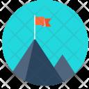 Milestone Flag Country Icon