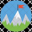 Summit Developer Mountain Icon