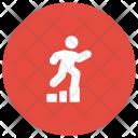 Milestone Success Ladder Goals Icon
