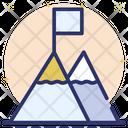 Milestone Achievement Breakthrough Icon