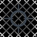 Military Crosshair Army Icon