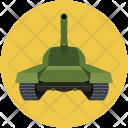 Military Tank Weapon Icon