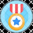 Honor Military Reward Military Achievement Icon