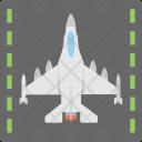Military Airbase Icon