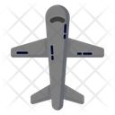 Military Airplane Drone Military Drone Icon