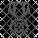 Military Badge Army Badge Award Icon