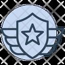 Award Military Medal Icon