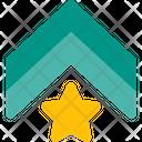 Military Badge Badge Star Badge Icon