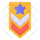 Military Badge Army Badge Rank Badge Icon