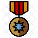 Medal Rank Military Icon