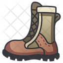Boot Foot Leather Icon
