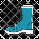 Shoe Footwear Military Icon