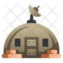 Military Bunker Icon